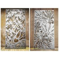 Quality 2.5mm thickness tree design metal aluminum veneer sheet facade cladding panel for curtain wall facade decoration wholesale