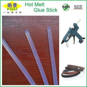 Cheap EVA Clear Silicone Hot Glue Sticks Non Toxic For Glue Gun High Adhesion wholesale