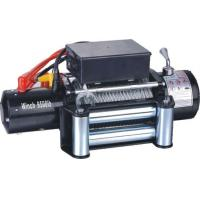 Cheap Most popular powerful 12V 9500 lbs electric winch for sale
