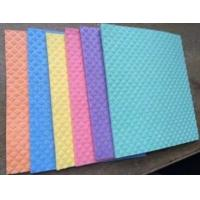 Cheap Soft Durable 100% Wood Pulp Cellulose Sponge Cloth Non Woven Wipes Super Absorbent Quick Dry for sale