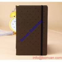Cheap A5 Custom Design Mini Exercise Leather Diary Notebook with Magnetic,leather Diary for sale