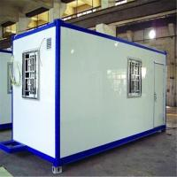 Quality container house luxury easy assemble prefab construction buildings for camps wholesale
