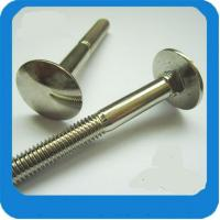 China M3 - M36 Stainless Steel Bolt and Nuts , Carbon steel Carriage Metric Bolts on sale