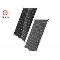 Cheap High Safety Mono Silicon Solar Panels , 355W Double Glass Solar Modules With 72 Cells for sale