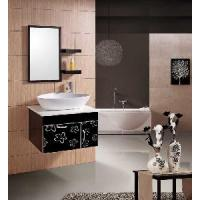 Cheap Bathroom Cabinet / PVC Bathroom Cabinet (W-192) for sale