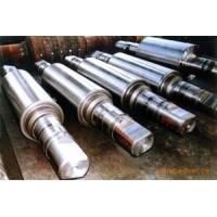 Cheap 9Cr2Mo / Gr15 Corrugated Iron Straightening Tubing Roller With HRC52 - 60 Barrel Hardness for sale