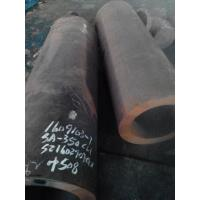 Cheap Metalurgy Machinery coated heavy steel structural forged products coated roller heavy forging for sale