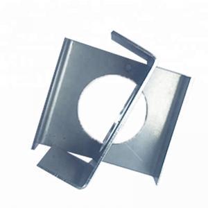 Cheap Zinc Plating CNC Prototype Machining Excavator Aluminum Extrusion Profiles for sale