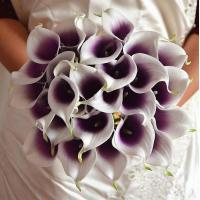 China Calla Lily PU Flower, Premium Imitation Flower on sale