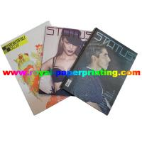 Cheap customize fashion period /monthly magazine printing for sale