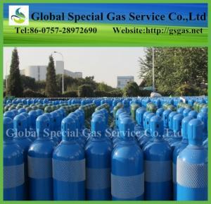 high pressure compressed nitrogen tank/bottles