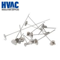 "Cheap China insulation industries Stainless steel 304 lacing anchors 14 Gauge 4-1/2"" long manufacturer for sale"