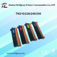 Buy cheap Color toner cartridge for brother TN210/230/240/250 from wholesalers