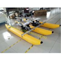 Cheap new products water bike water bicycle inflatable for sale for sale