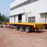 Cheap TITAN extendable telescopic blade trailer for wind blade for sale