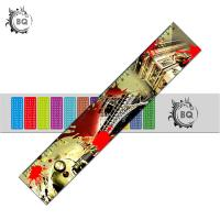 Quality PET PVC 3D Lenticular Ruler Flip EEffects With 0.9mm PET Non Toxic wholesale