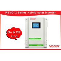 Buy cheap Hybrid PV Inverter / Hybrid Solar power Inverters Language And Time Setting from wholesalers