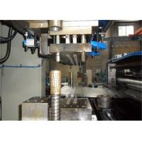 PLC Automatic Cable Tray Roll Forming Machine, Cable Rolling Machine Cold Galvanized
