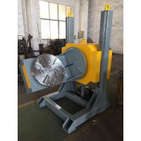 Cheap L Shaped Welding Positioner With 600mm Dia Table / Hydraulic Lifting Stroke wholesale