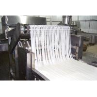 Buy cheap The Low-Temperature Chain Cable Style Noodle Production Line Facility from wholesalers