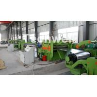 Cheap Steel Metal Cut To Length Line High Precision For Cutting Coil Into Required Length for sale