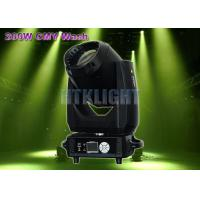 Cheap Alpha Wash 50 - 60Hz 200W CMY LED Moving Head For Theater , TV Studios for sale