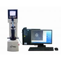 China Digital Brinell Hardness Tester with CCD Image Automatic Measuring System on sale
