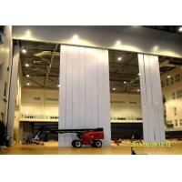 100mm Thickness Sliding Soundproof Room Dividers Low Cost For  Exhibition Hall