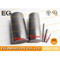 Cheap High - Temperature Useful Graphite Products Carbon Rod Different Sizes High Pure for sale