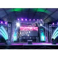Cheap High Definition Ultra Thin Indoor LED Displays Rental , LED Advertising Billboards for sale