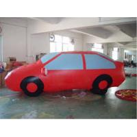 Cheap Luxury Creative Inflatable Advertising Products Sports Car ,  Brand Inflatable Car for sale