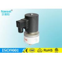 China Corrosive / Chemical Resistant Solenoid Valves ODE Replaceable G1  DN25 Isolated on sale