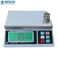 Cheap Stainless Steel Electronic Weighing Balance Keyboard Simplified Functions for sale