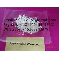 Buy cheap Winstrol Powder CAS 10418 03 8 Anabolic Steroids For Fitness Exercise pure 99.9% from wholesalers