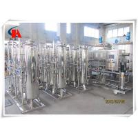 Cheap Reverse Osmosis Industrial Water Treatment Systems High Flow For Ground Water for sale