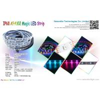 Buy cheap Addressable IP68 APA102 Magic Color LED Pixel Strip Light for Buildings, Bridge or Underwater from wholesalers