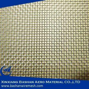 Cheap High  precision dutch woven copper wire mesh by xinxiang bashan for sale