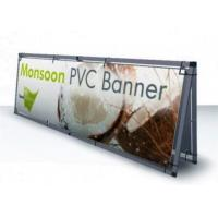 Cheap Custom Outdoor PVC Vinyl Banners For Trade Show and Display / A Frame Banner for sale