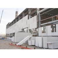 Cheap Internal Wall Sand Lime  Lightweight Wall Panel Machine AAC Slab Plant wholesale
