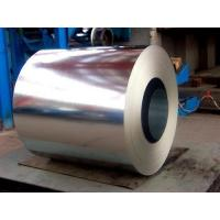 Cheap Filming Galvanized Steel Coil With 508mm Diameter For Outside Walls for sale