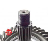 Cheap Transmission System Spiral Bevel Gear , Crown Wheel and Pinion Gear for MITSUBISHI Rear Axle wholesale