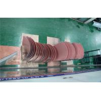 Tempered Screen Printed Glass , Sound Proof Curved Toughened Glass