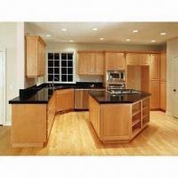 Cheap Kitchen Cabinet, Made of Solid Wood, Available in Various Colors and Dimensions for sale