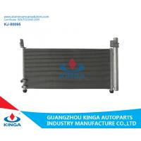 China Open Type Toyota Radiator for Prius Hybrid 09 88460-47170 TANK SIZE 20 * 302 on sale