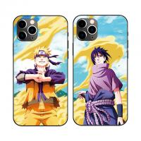 Cheap Lenticular Printing Flip Cell Phone Case With Cover One Piece Naruto for sale