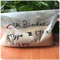 Cheap china supplier factory cement csa binder csa cement clinker 62.5-92.5 for sale