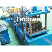 Cheap Customized Half Round Gutter Roll Forming Machine For Making Rainwater Gutter & Box Gutter for sale