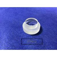 China Al2O3 Crystal Materials Step Sapphire Optical Windows With High Thermal Conductivity on sale