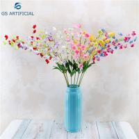 China 90cm Artificial Plant Leaves Lily Of The Valley Wedding Ornaments Flower on sale