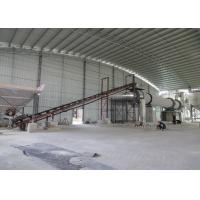 Cheap Quartz Sand Dryer Machine / Industrial Sand Dryers With Hot Air Furnace for sale